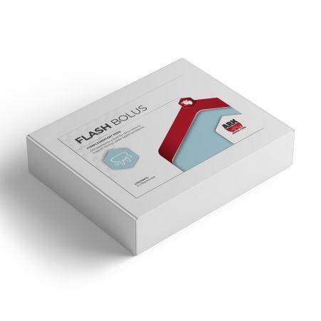 Flash Bolus Pack shot box
