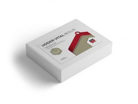 Udder-Vital bolus pack shot box
